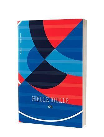 'de' af Helle Helle