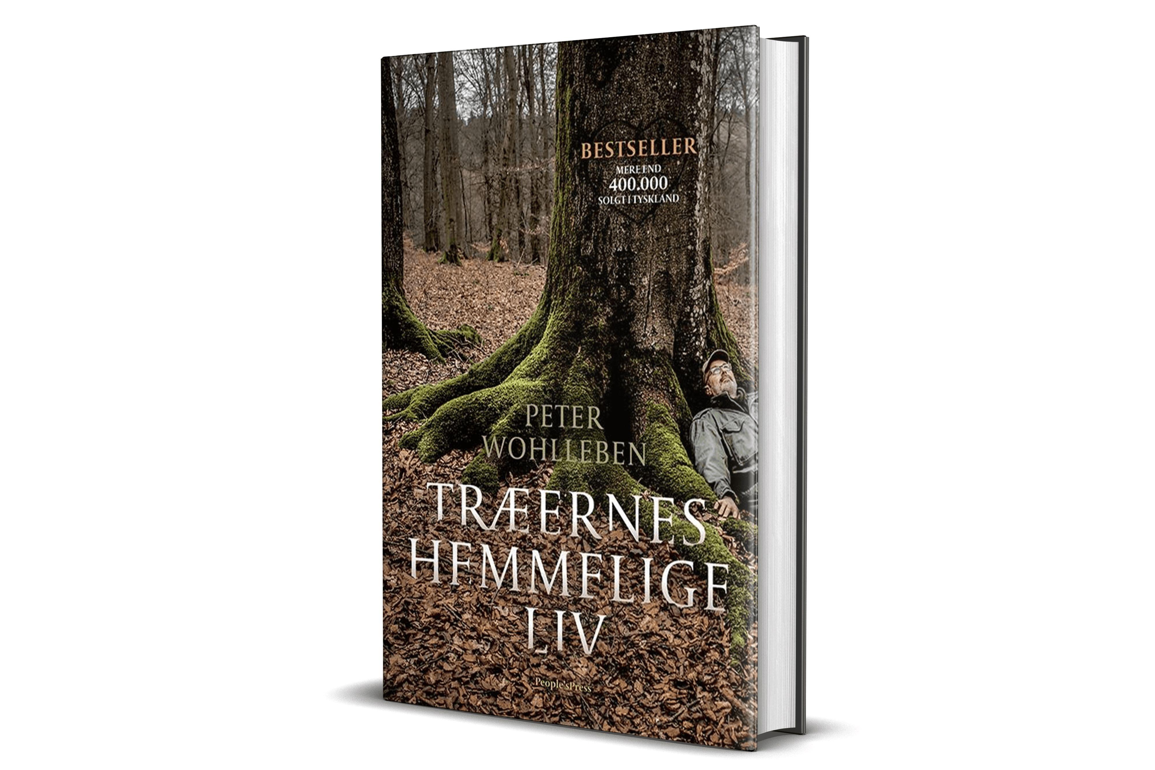 'Træernes hemmelige liv' af Peter Wohlleben