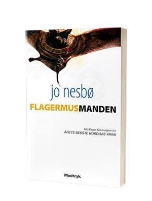 'Flagermusemanden' af Jo Nesbø