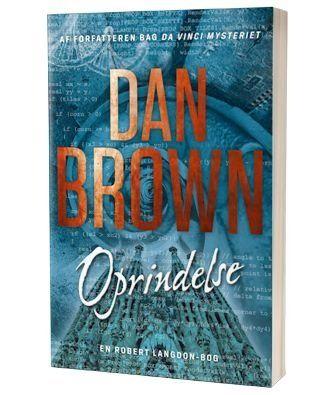 'Oprindelse' af Dan Brown