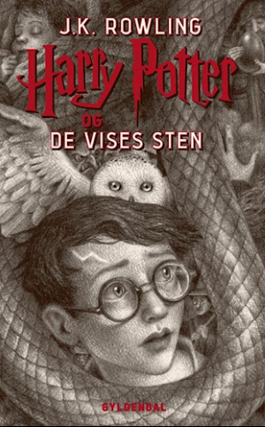 'Harry Potter og de vises sten'