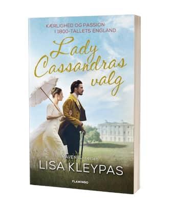 'Lady Cassandras valg' af Lisa Kleypas