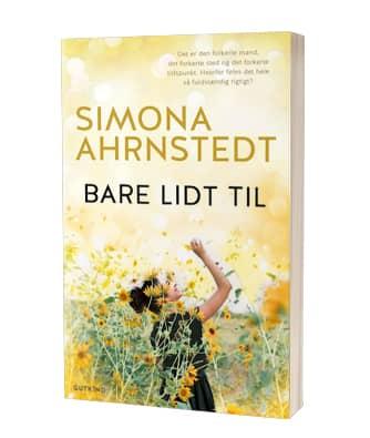 'Bare lidt til' af Simona Ahrnstedt