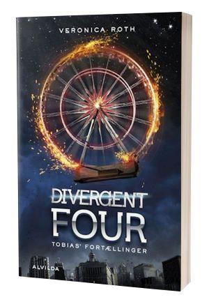 'Divergent four' af Veronica Roth