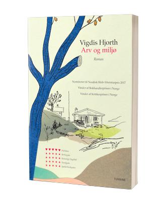 'Arv og miljø' af Vigdis Hjorth
