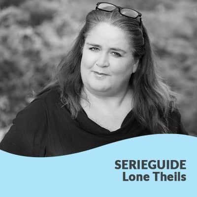 Find rækkefølgen på Lone Theils' bøger i vores serieguide - Saxo