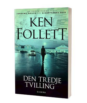 Den tredje tvilling af Ken Follett