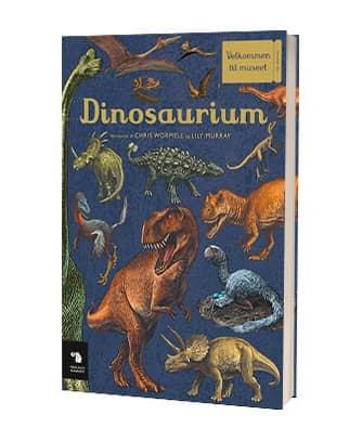 'Dinosaurium' af Chris Wormell