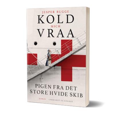 'Pigen fra det store hvide skib' af Jesper Bugge Kold og Mich Vraa