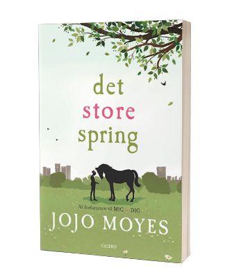 'Det store spring' af Jojo Moyes