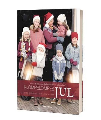 'Klompelompes jul' af Hanne Andreassen Hjelmås & Torunn Steinsland
