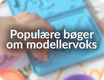 Populære bøger om modellervoks