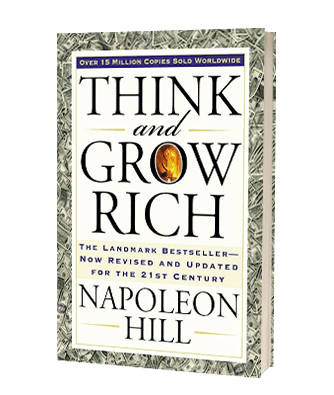 Bogen 'Think and grow rich'