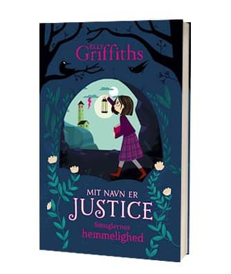 'Mit navn er Justice 2 - Smuglernes hemmelighed' af Elly Griffiths