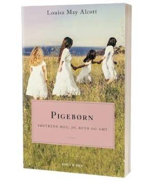 'Pigeboern' af Louisa May Alcott