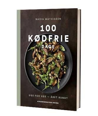 '100 kødfrie dage' af Nadia Mathiasen - find bogen hos Saxo
