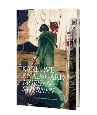 Lise læser 'Morgenstjernen' af Karl Ove Knausgård i december