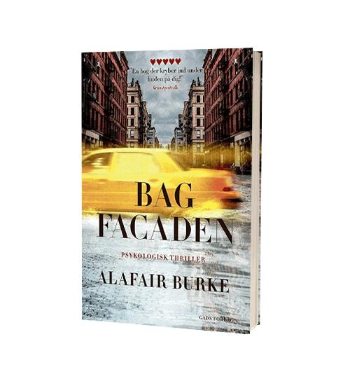 'Bag Facaden' af Alafair Burke