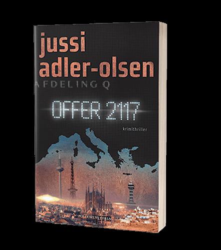 Bogen 'Offer 2117' af Jussi-Adler Olsen