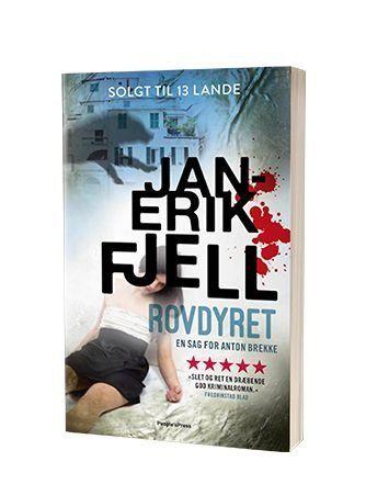 'Rovdyret' af Jan-Erik Fjell