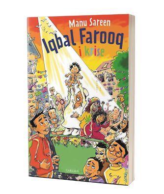 Renée Toft Simonsen anbefaler 'Iqbal Farooq i krise' af Manu Sareen