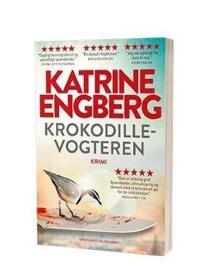 'Krokodillevogteren' af Katrine Engberg