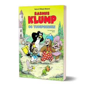 'Rasmus Klump og tudeprinsen' af Per Sanderhage