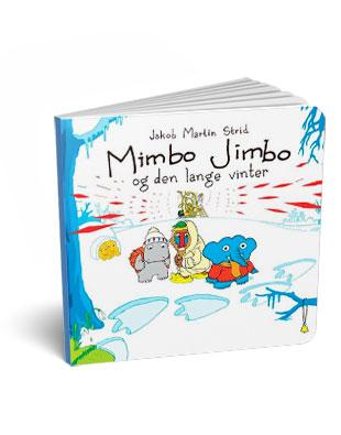 'Mimbo Jimbo og den lange vinter' af Jakob Martin Strid - Saxo