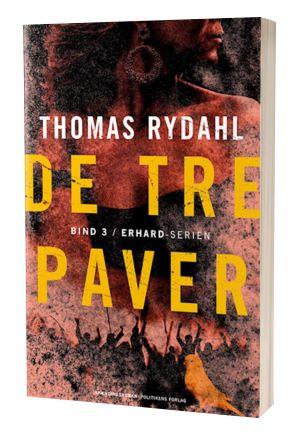 'De tre paver' af Thomas Rydahl