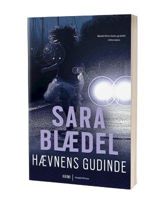 'Hævnens gudinde' af Sara Blaedel