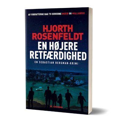 'En højere retfærdighed' af Hjorth Rosenfeldt