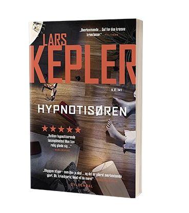 'Hypnotisøren' af Lars Kepler
