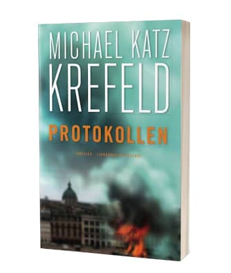 'Protokollen' af Mikael Katz Krefeld som lydbog