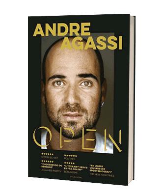 'Open' af Andre Agassi