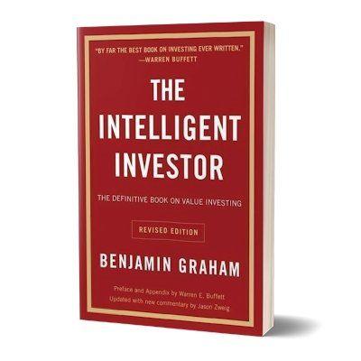 Bogen 'The intelligent investor' af Benjamin Graham og Jason Zweig