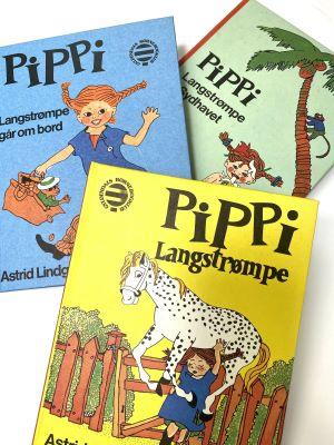 Pippi Bøger