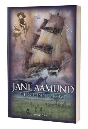 'De grønne skove' af Jane Aamund