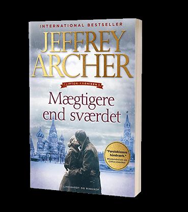 'Mægtigere end sværdet' af Jeffrey Archer
