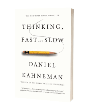 'Thinking fast and slow' af Daniel Kahneman