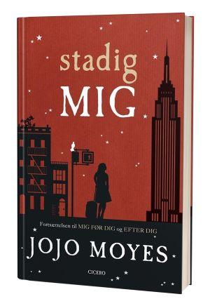 Bogen 'Stadig mig' af Jojo Moyes