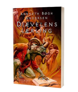 'Djævlens lærling' af Kenneth Bøgh Andersen