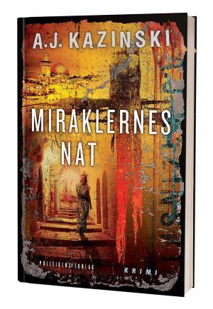 Bogen 'Miraklernes nat' af A.J. Kazinski