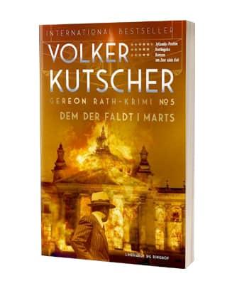 'Dem der faldt i marts' af Volker Kutscher - 5. Gereon Rath-bog