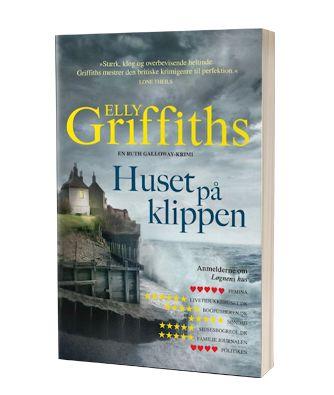 'Huset på klippen' af Elly Griffiths