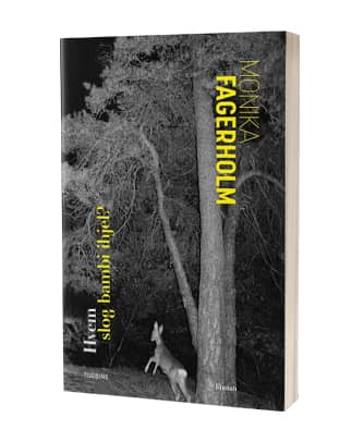 Monika Fagerholm modtog Nordisk Råds Litteraturpris 2020 for romanen 'Hvem slog bambi ihjel'