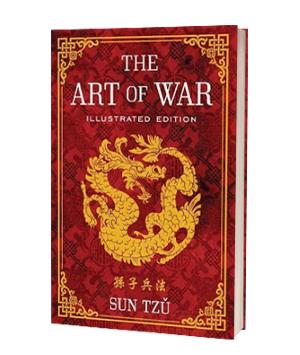 'The Art of war' af Sun Tzu