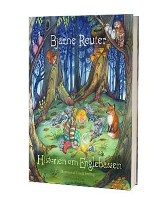 'Historien om englebassen' - find bogen af Bjarne Reuter
