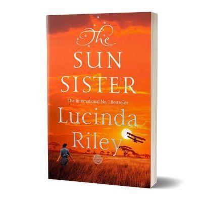 'The Sun Sister' af Lucinda Riley