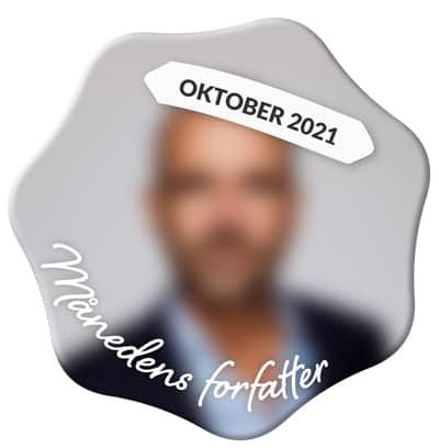 Månedens forfatter i oktober 2021 - Michael Katz Krefeld