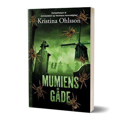 'Mumiens gåde' af Kristina Ohlsson
